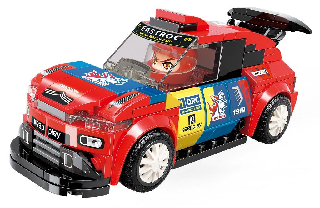 Qman MineCity 4201-5 Dragon WRC-88