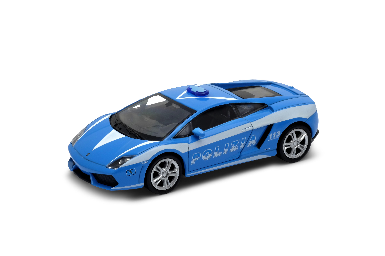 Welly - Lamborghini Gallardo LP560-4  model 1:34 Polizia