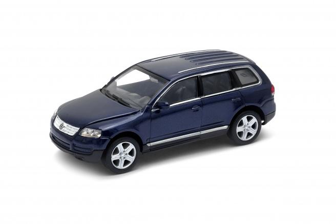 Welly - Volkswagen Touareg model 1:34 červený