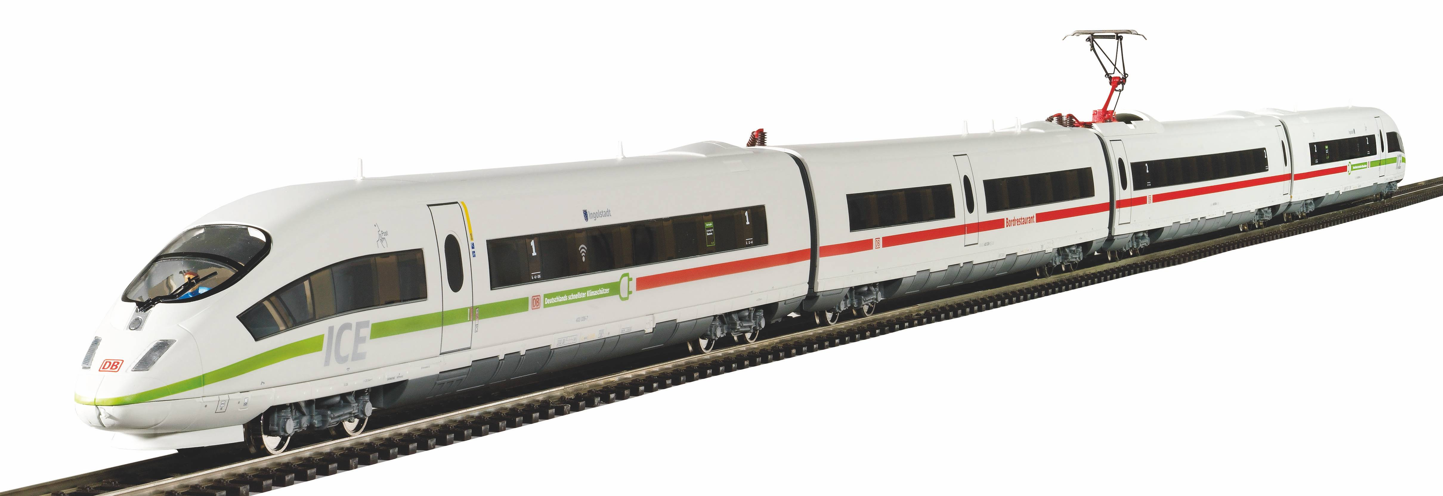 Piko Elektrický vlak ICE 3 ochránce klimatu DB AG V - 47008