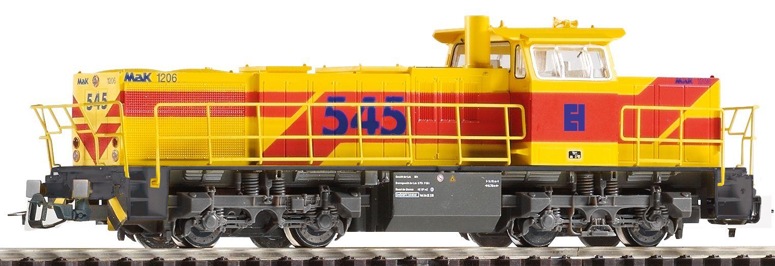 Piko Dieselová lokomotiva G 1206 EH VI - 47220
