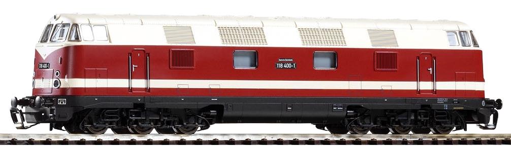 Piko Dieselová lokomotiva BR 118 (V 180) s 6 nápravami DR IV - 47290