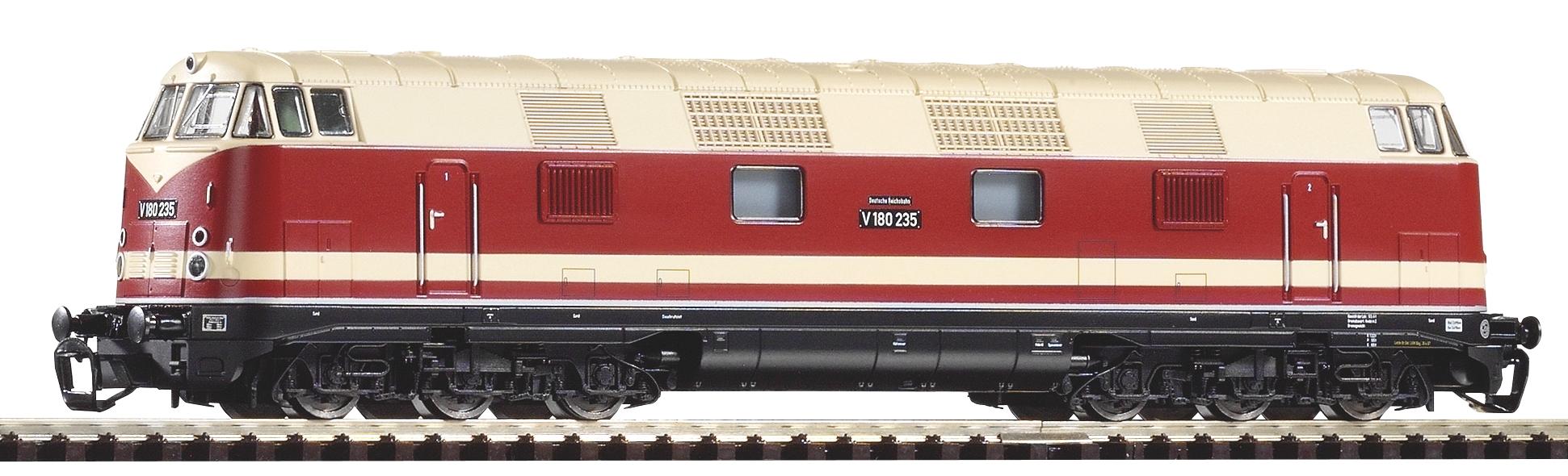 Piko Dieselová lokomotiva BR 118 (V 180) s 6 nápravami DR III - 47291