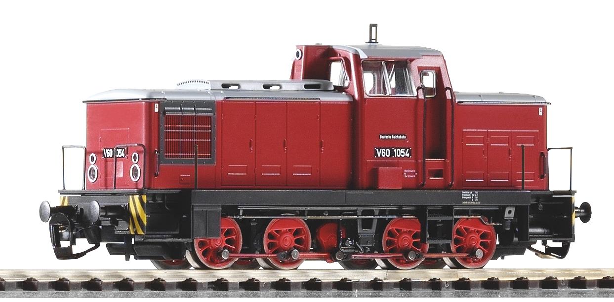 Piko Dieselová lokomotiva V 60.10 DR III - 47360