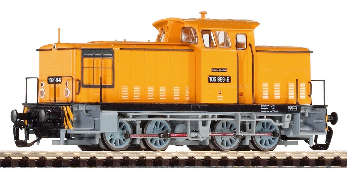 Piko Dieselová lokomotiva BR 106.2-9 (V 60.12) DR IV - 47361