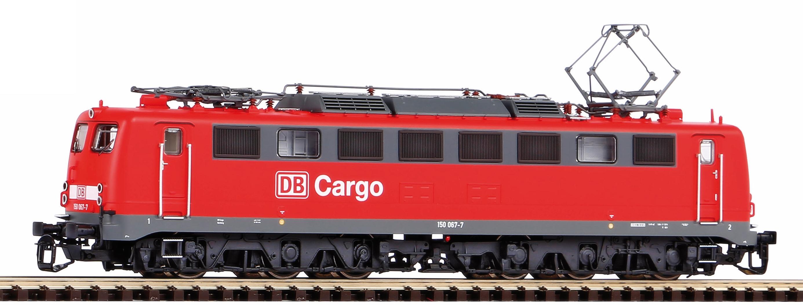 Piko Elektrická lokomotiva vč. dig. dekodéru BR 150 E 50 DB AG V - 47461