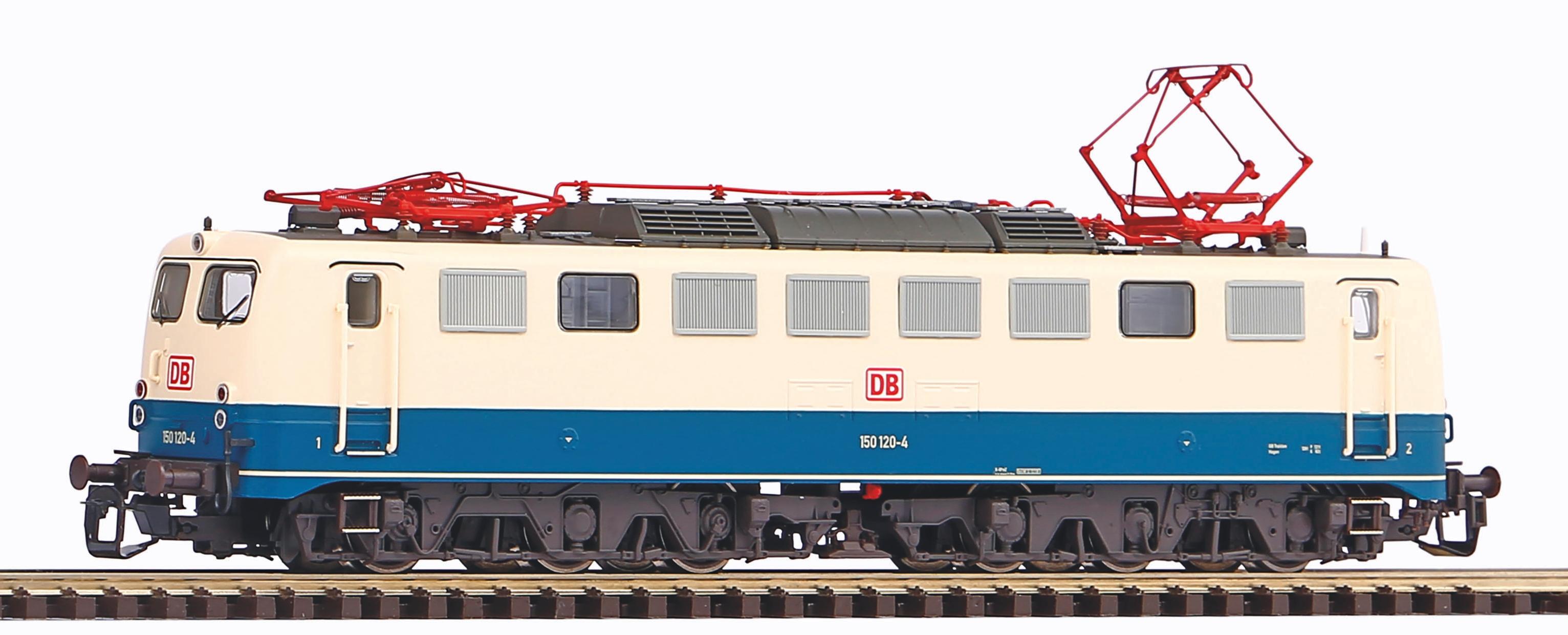 Piko Elektrická lokomotiva vč. dig. dekodéru BR 150 E 50 DB AG V - 47463