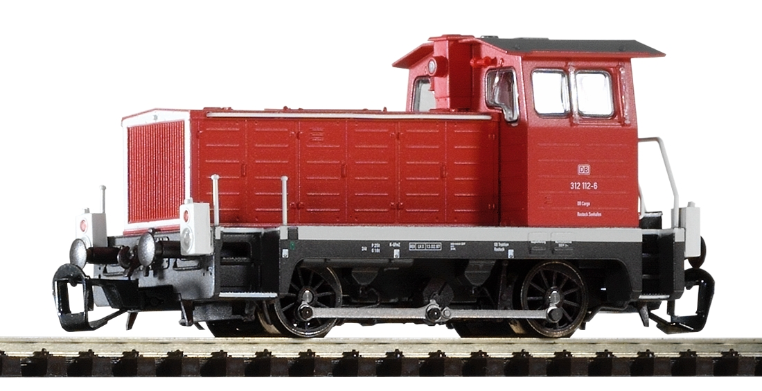Piko Dieselová lokomotiva BR 312 DB AG V - 47501