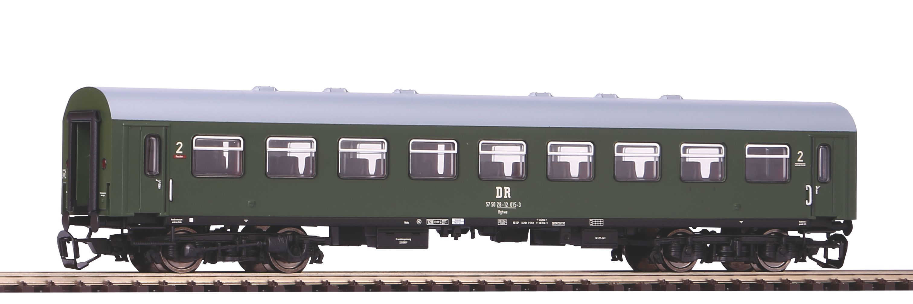 Piko Osobní vagón Reko 2. Cl. DR IV - 47601