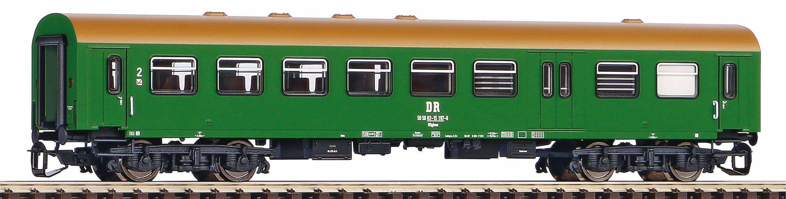 Piko Osobní vagón Reko 2. Tř. DR IV - 47609