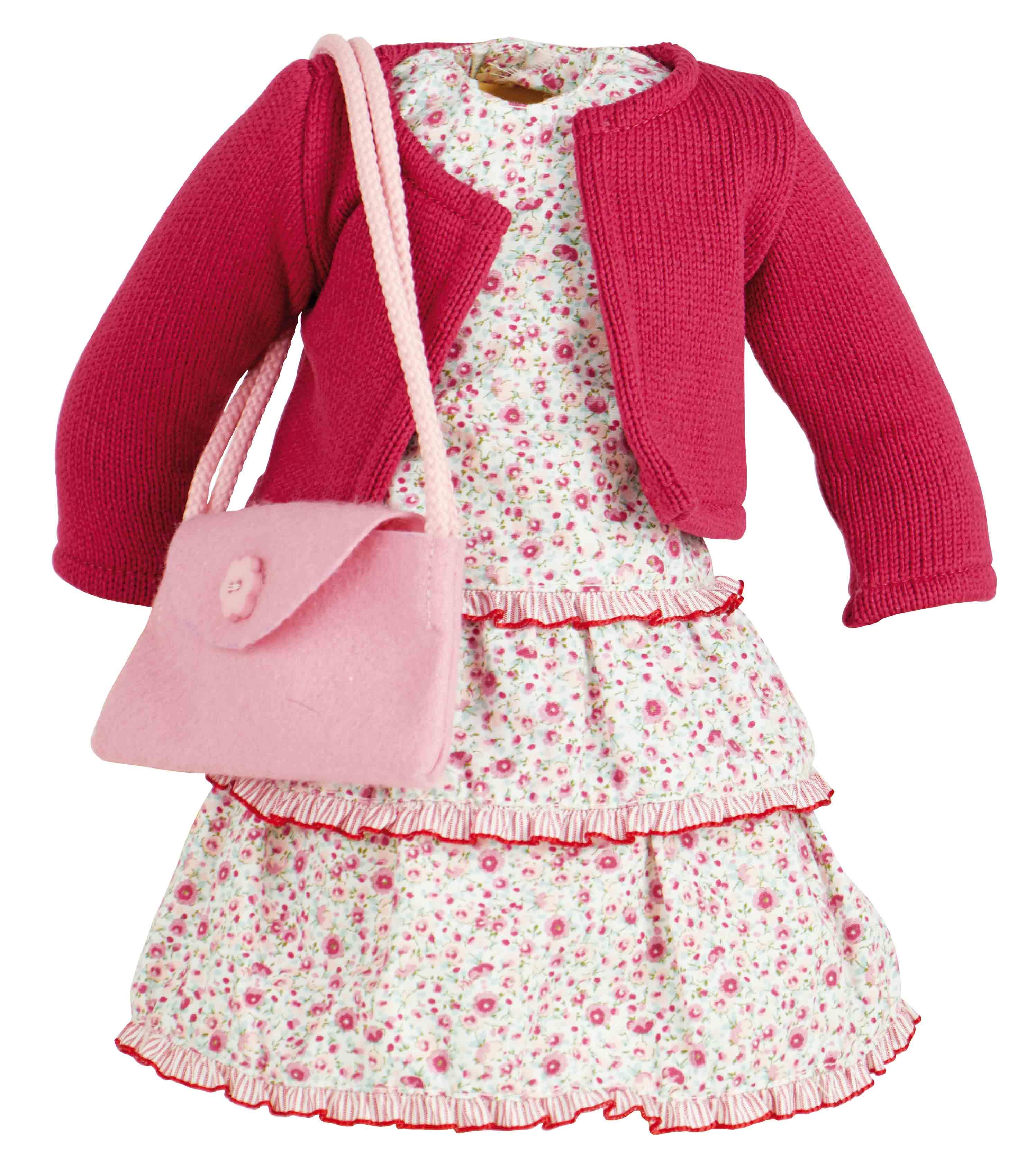 Petitcollin Obleček Emma (pro panenku 44 cm)