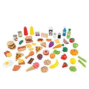 KidKraft  Sada potravin 65 ks