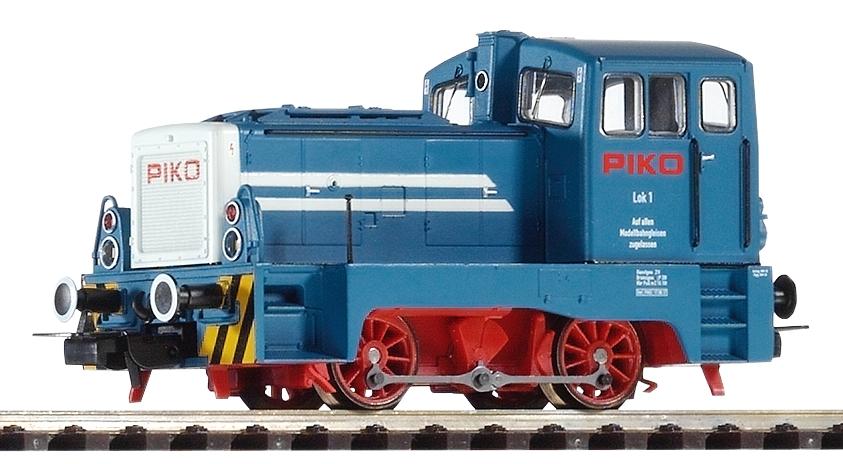 Piko Dieselová  lokomotiva V23 ikona společnosti - 52550