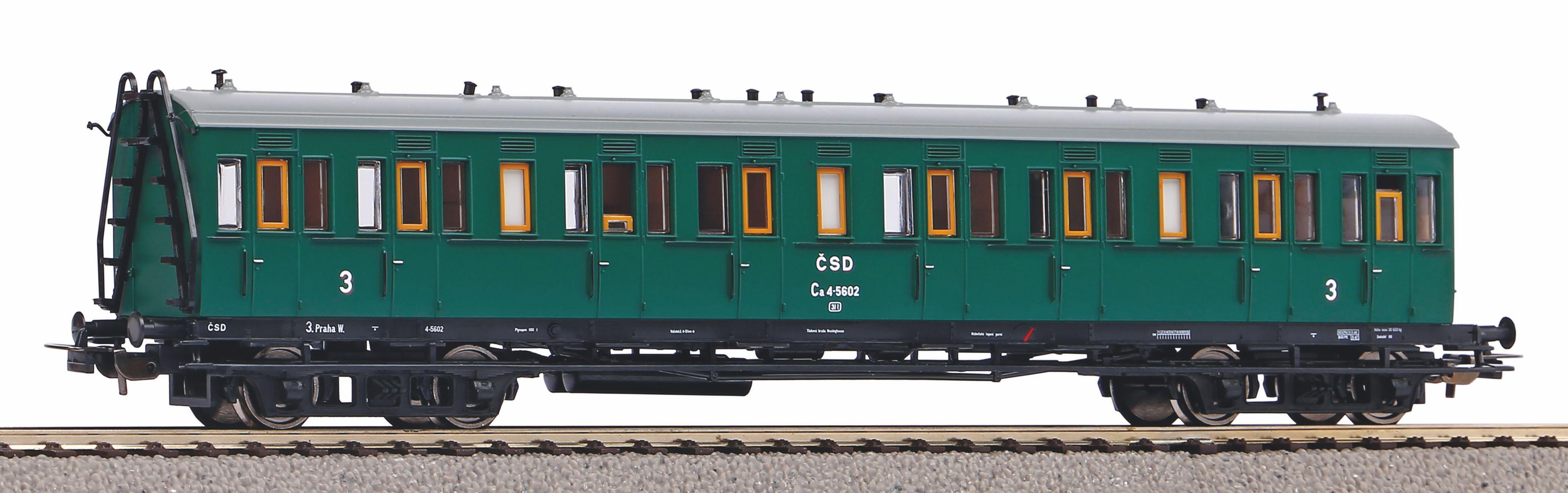 Piko Osobní oddílový vůz CSD III - 53318