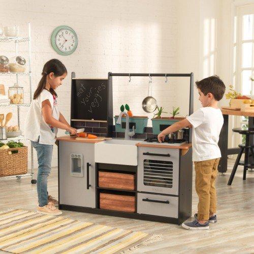 KidKraft Moderní kuchyňka s tabulkou