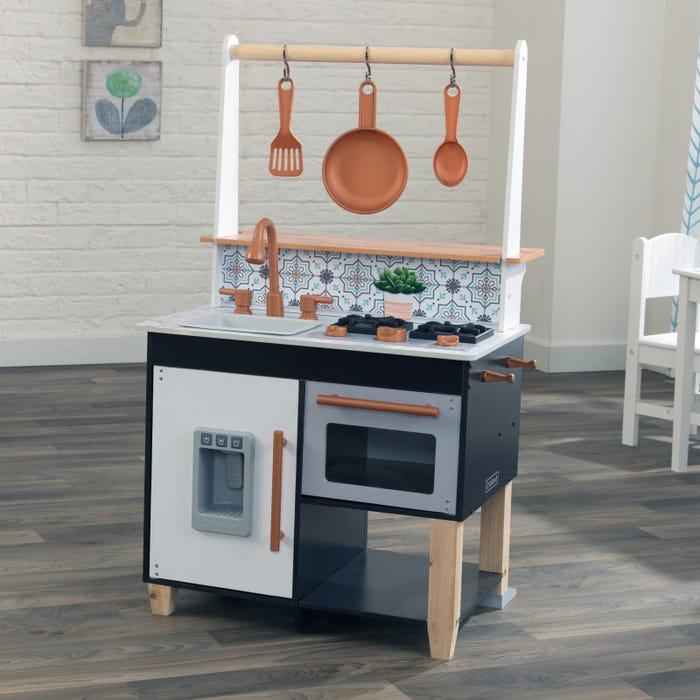 KidKraft Dřevěná kuchyňka Artisan Island