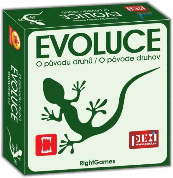 Evoluce - O původu druhů