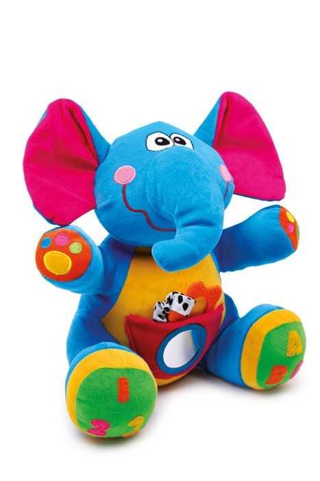 Small Foot Textilní hračky slon Linus