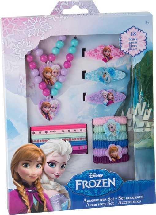 Small Foot Sada ozdob Frozen ledové království 18ks