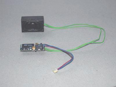 Piko Zvukový modul s reproduktorem pro Am843/G 1700 BB/G 1206 (vyžaduje dekodér) - 56192