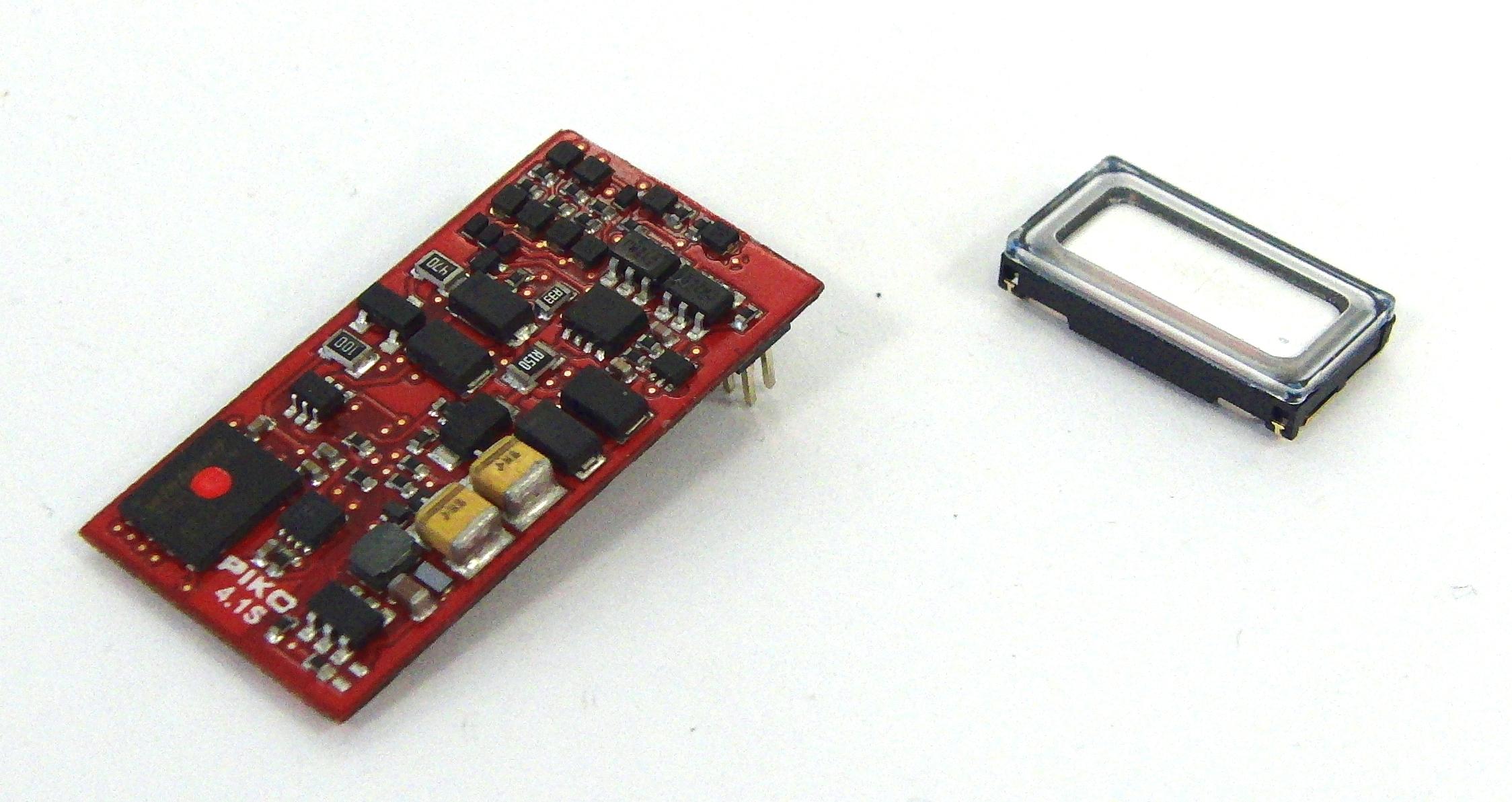 Piko SmartDecoder 4.1 vč. zvuku s rozhraním NEM 658 Plux22 (22pin) pro TGK2 - 56421