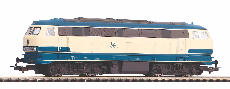 Piko Dieselová lokomotiva BR 218 (V 164) DB IV - 57906