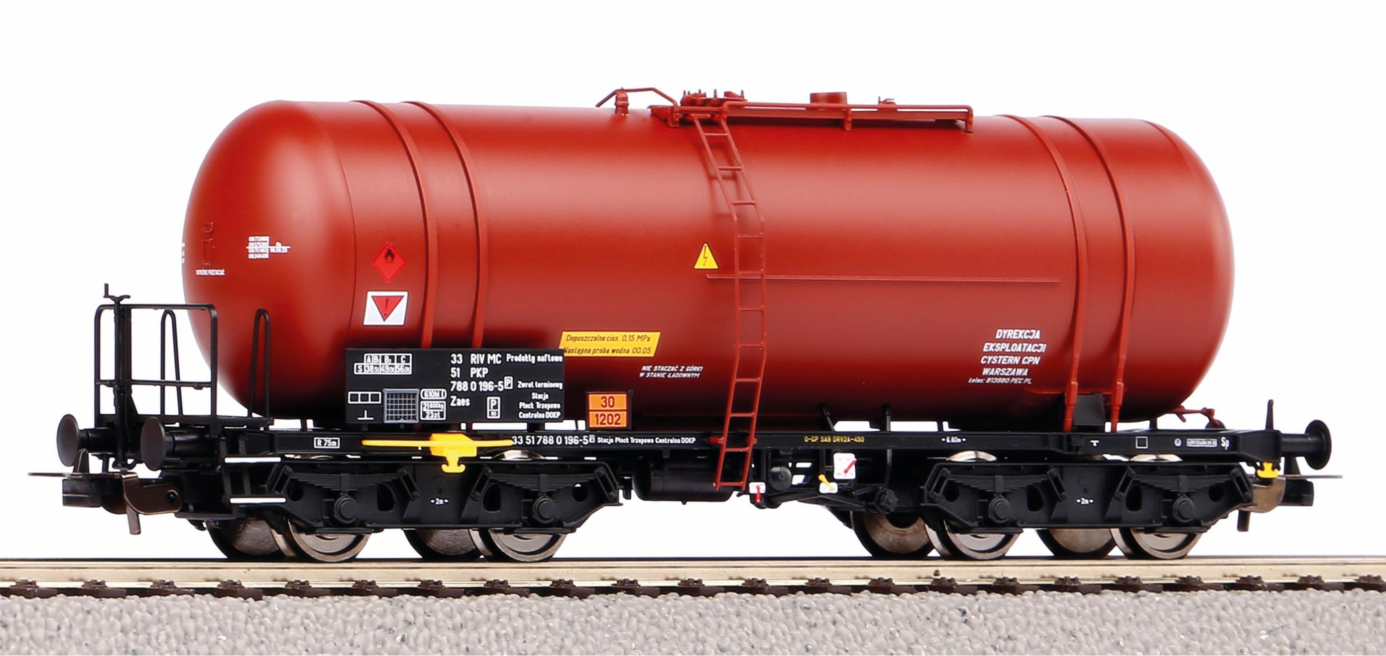 Piko Cisternový vagón Zaes (406Ra) Dec PKP V - 58457