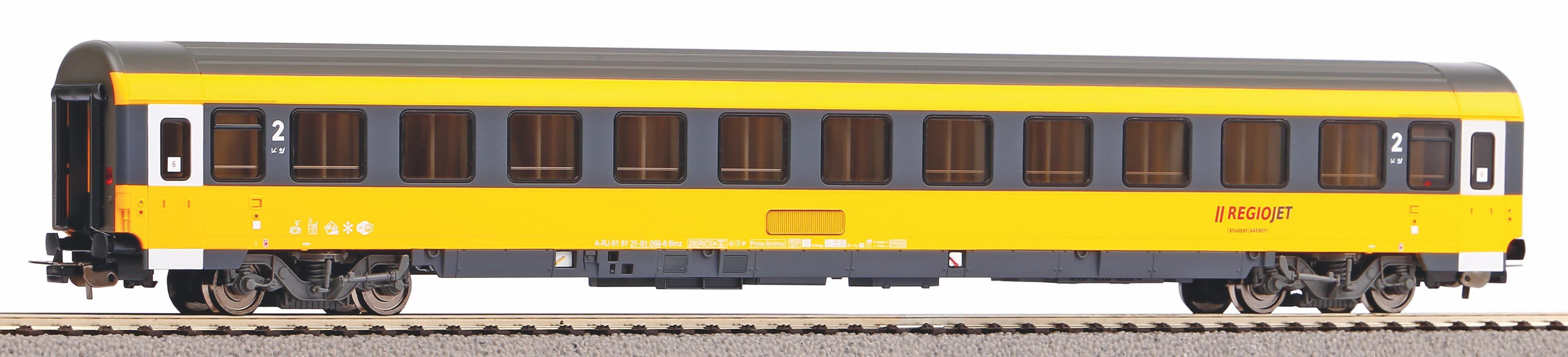Piko Osobní vagón Eurofima 2. tř. Regiojet VI - 58536