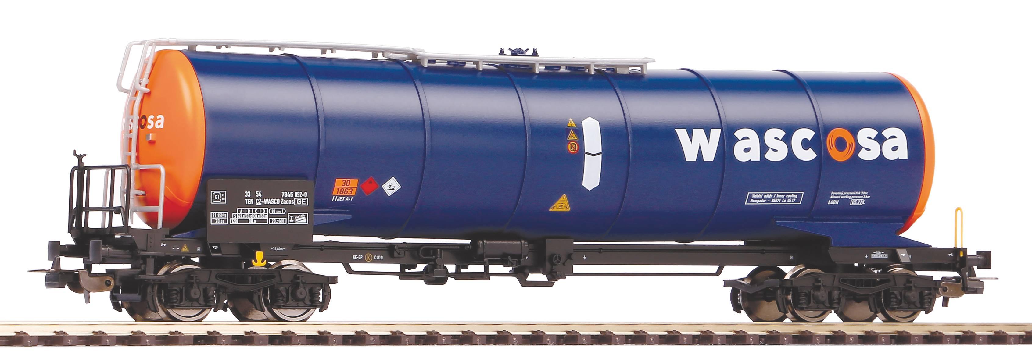 Piko Cisternový vagón Zacns Wascosa VI - 58962