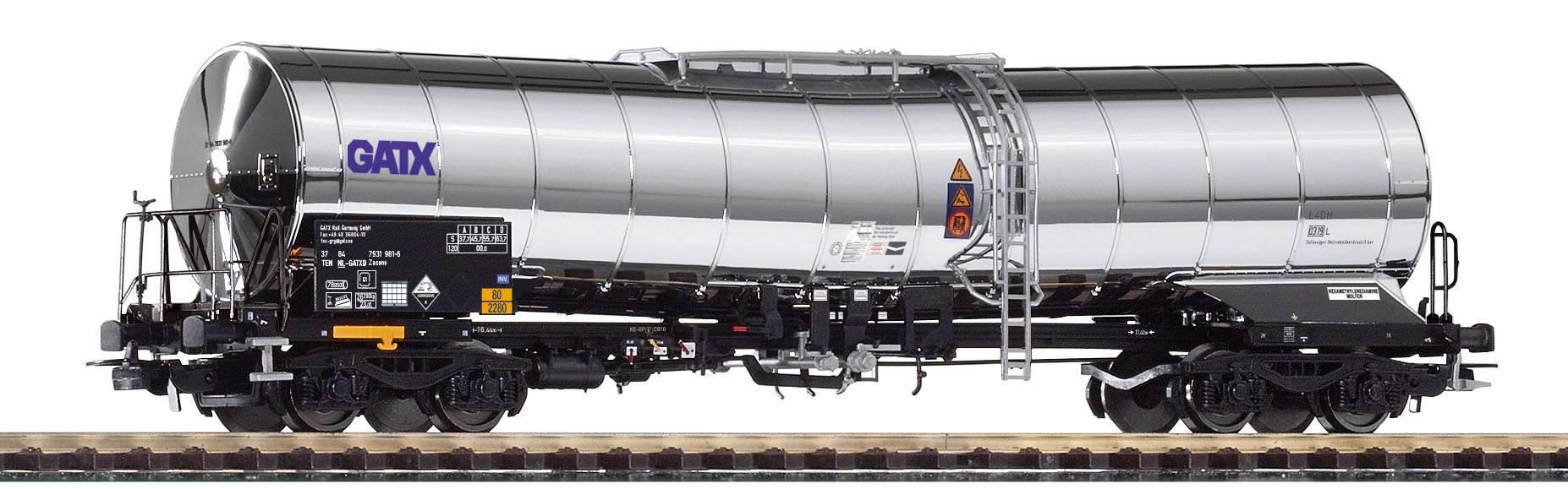 Piko Cisternový vagón Zacens GATX NL VI - 58978