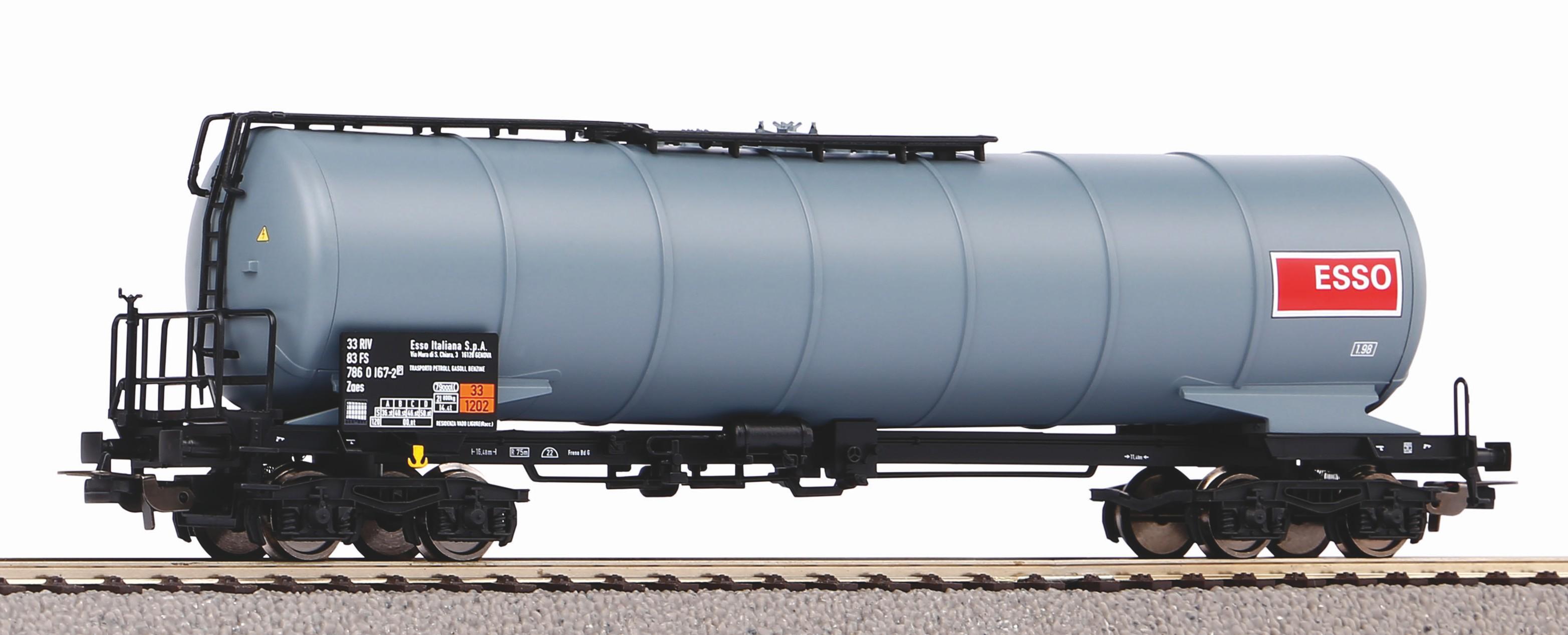 Piko Cisternový vagón Zaes Esso V - 58984