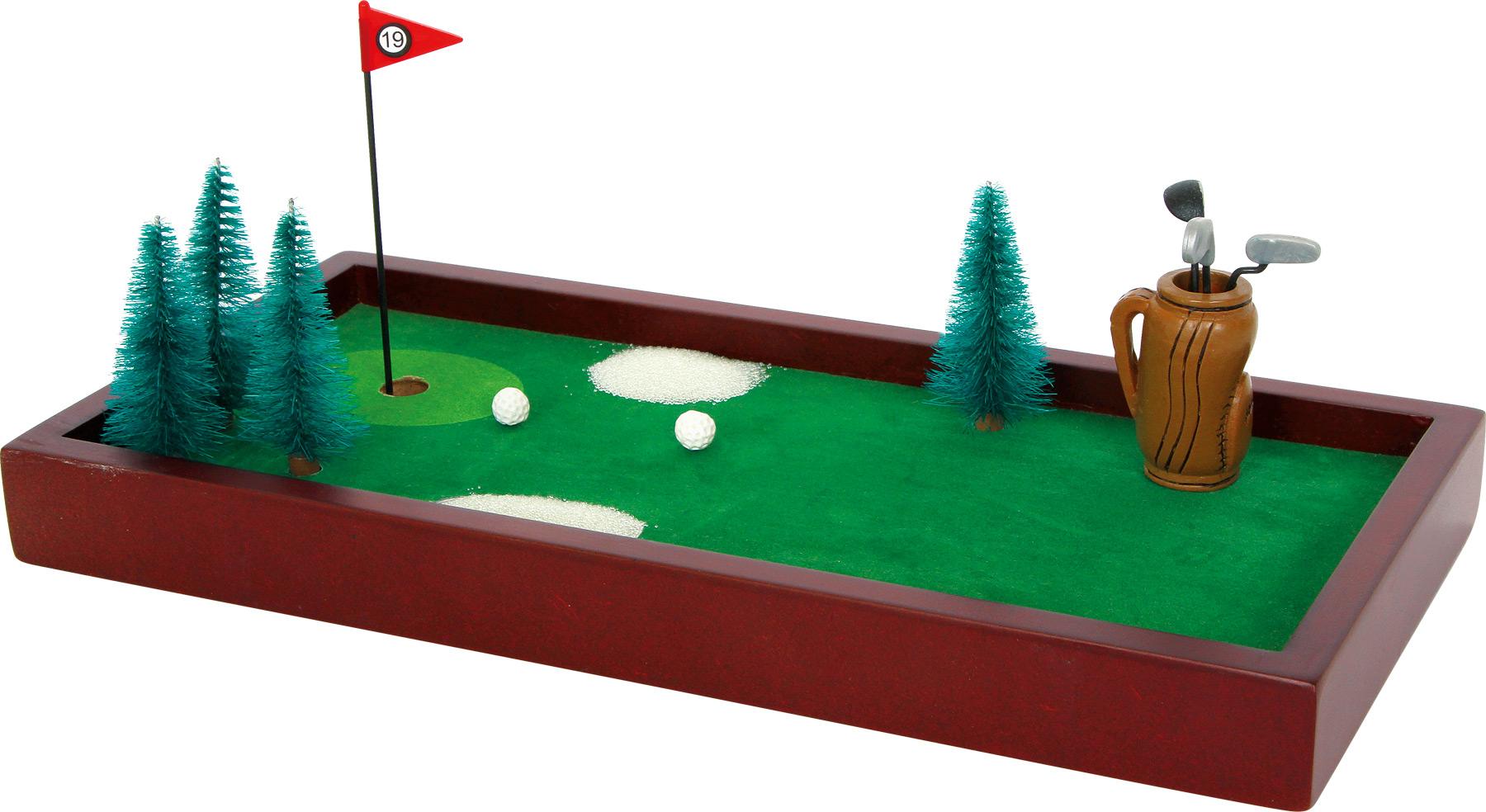 Small Foot Stolní golfové hřiště