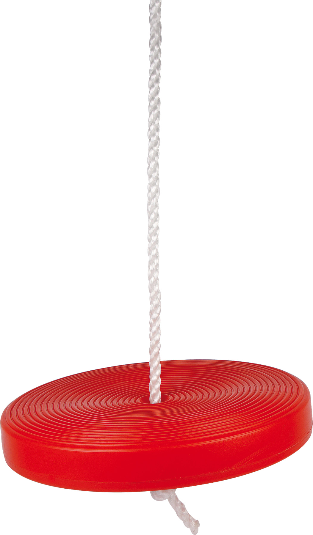 Small Foot Plastová houpačka swift červená