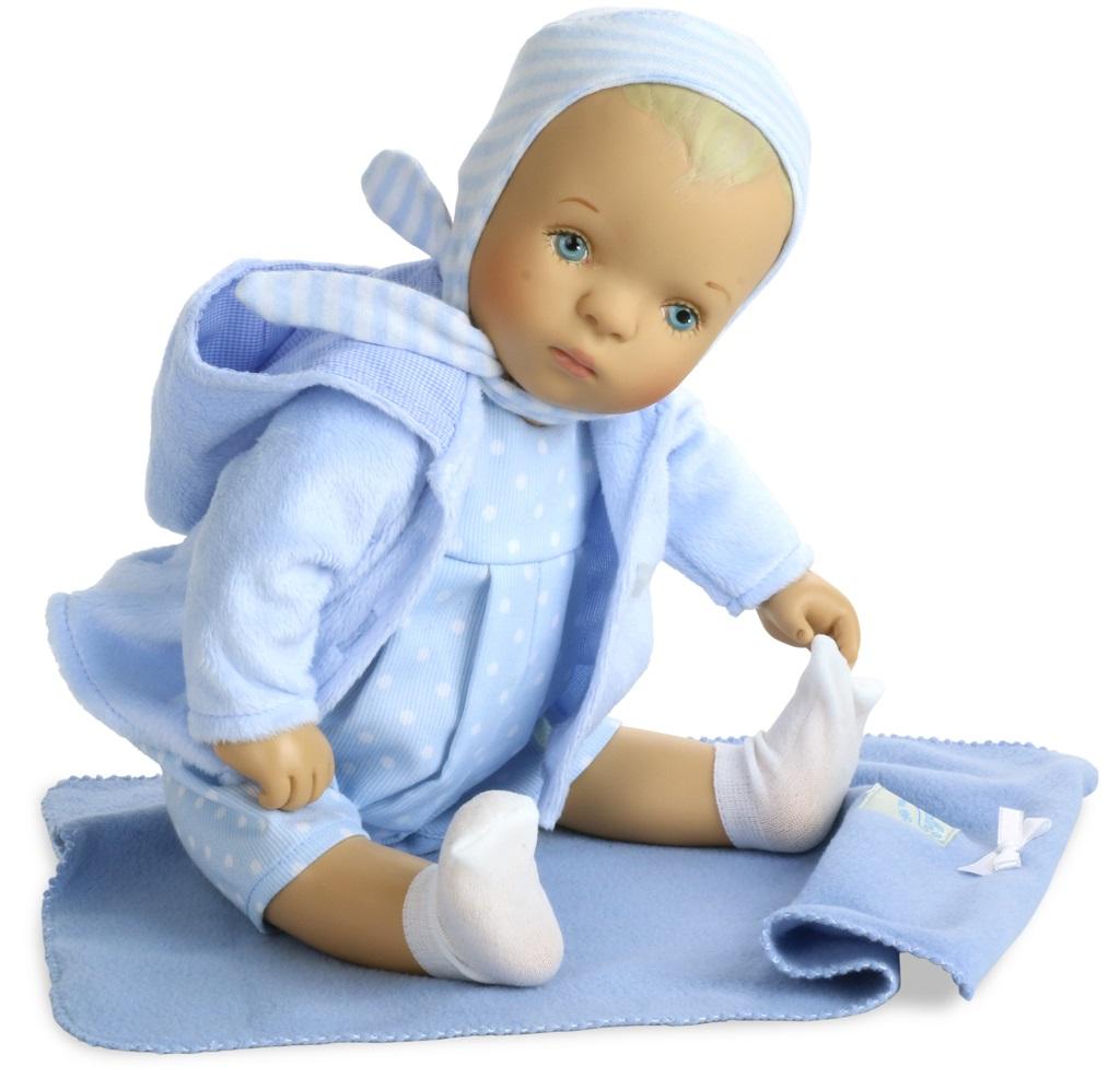 Petitcollin panenka chlapeček Tom 35 cm