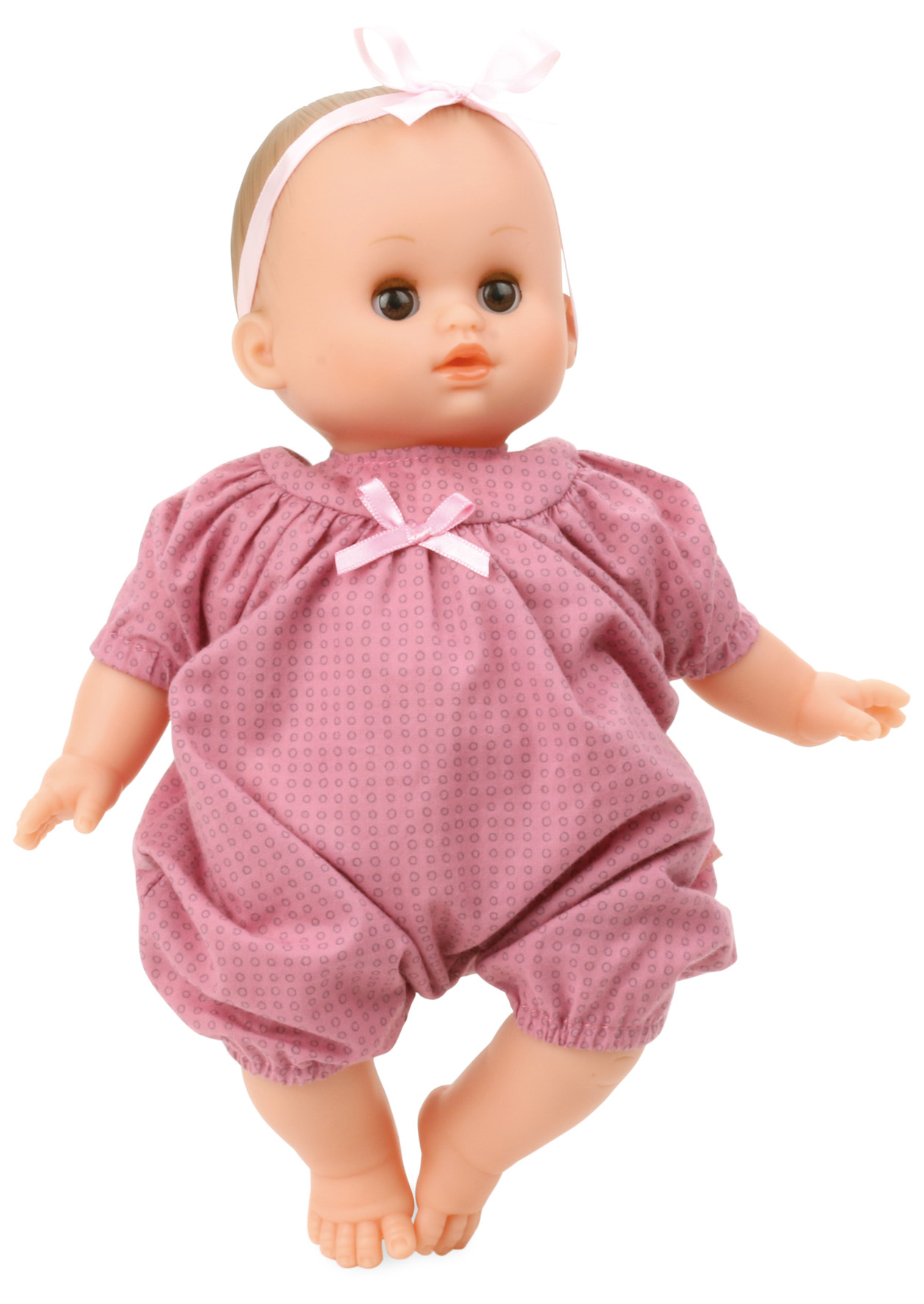 Petitcollin panenka Baby Doll  Framboise 28 cm