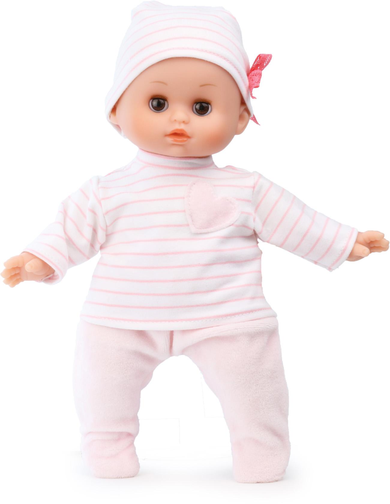 Petitcollin panenka Baby Doll Tendre Dodo 28 cm