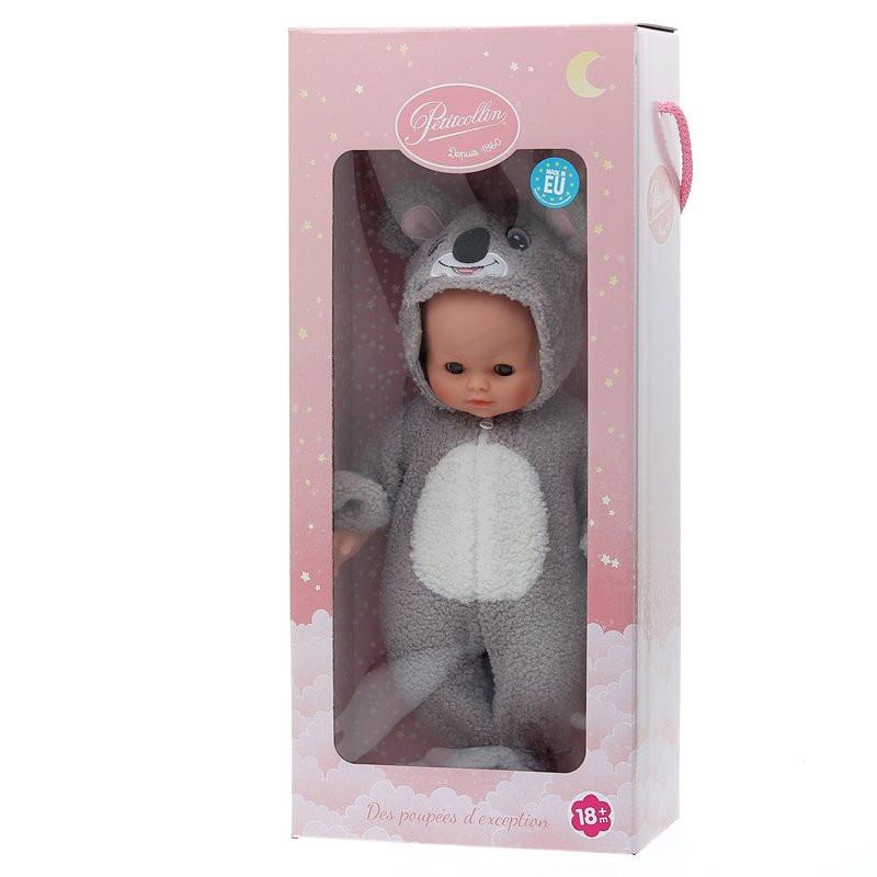 Petitcollin Panenka 36 cm Petit Câlin Nina Koala