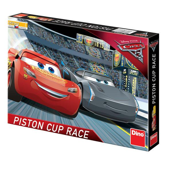 Dino CARS 3 Piston Cup Race