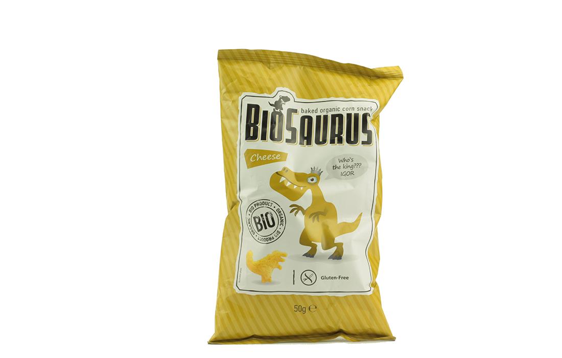 Zdravé mlsání - Biosaurus sýr