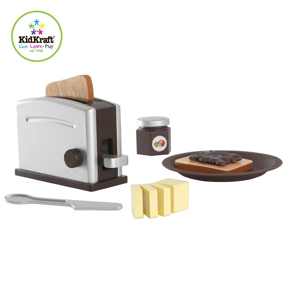 Kidkraft Espresso Toaster Set