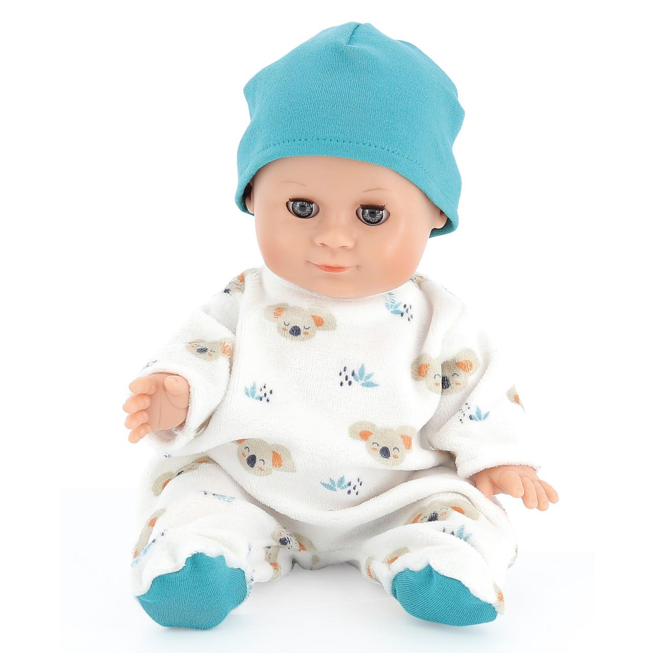 Petitcollin Panenka 28 cm Bébé d'amour Roméo