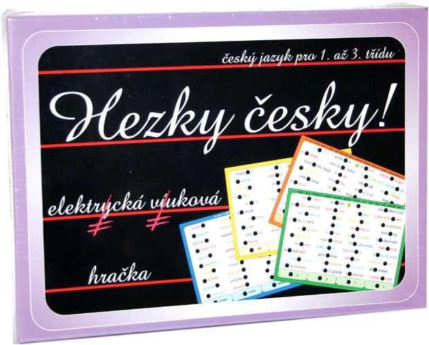 Voltík vzdělávací elektronická hračka - Hezky česky