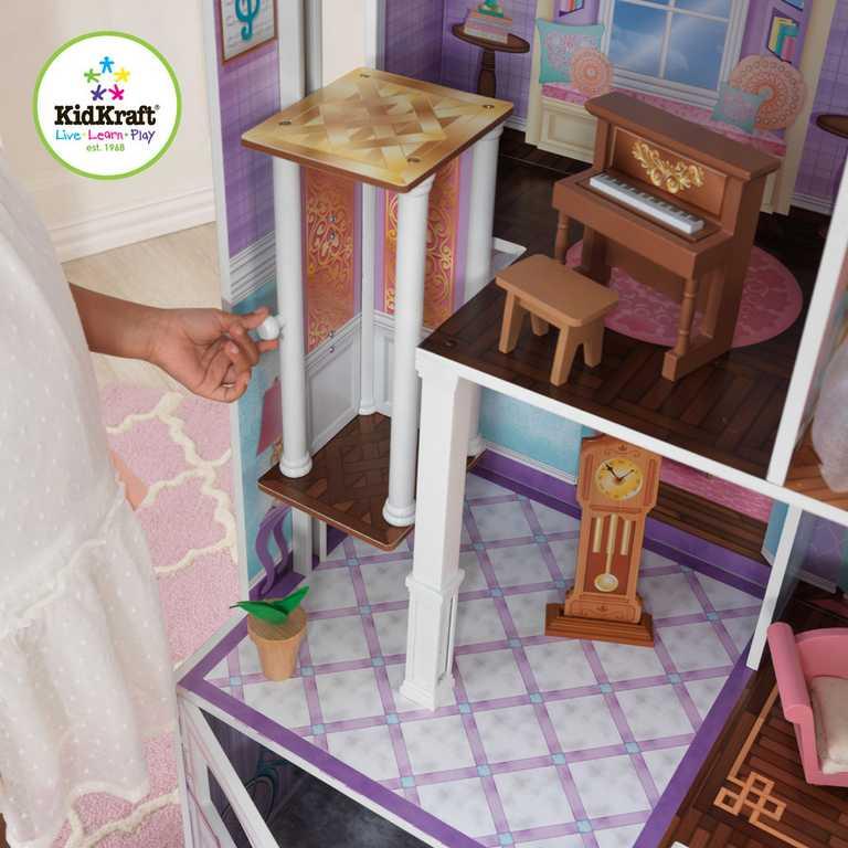 KidKraft Domeček pro panenky venkovské panství