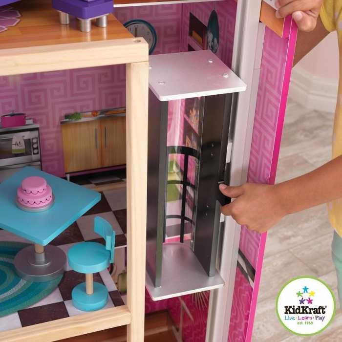 KidKraft Domeček pro panenky Uptown