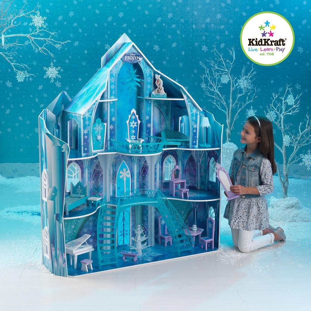 Kidkraft Obrovský zámek Frozen