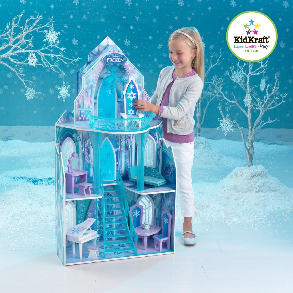 Kidkraft zámek ledové království Frozen