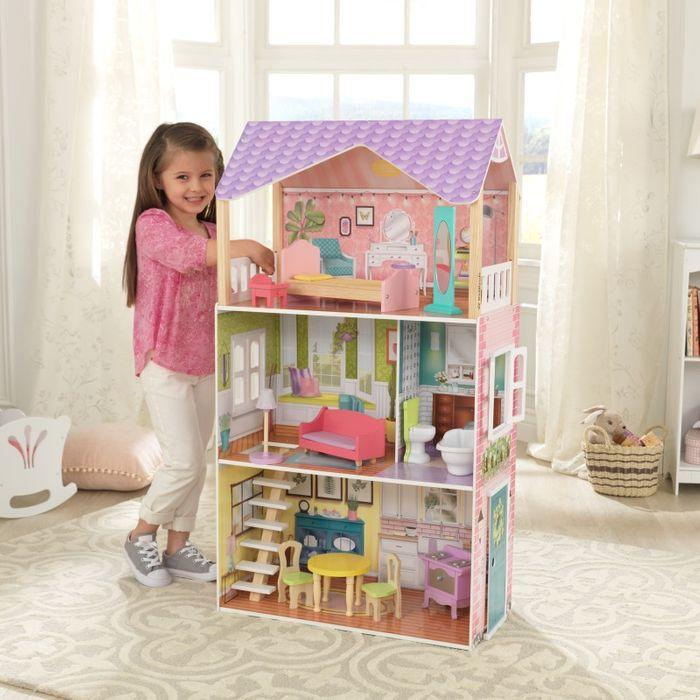 KidKraft Domeček pro panenky Poppy