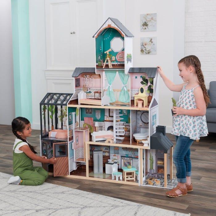 KidKraft Dřevěný domeček Celeste Mansion