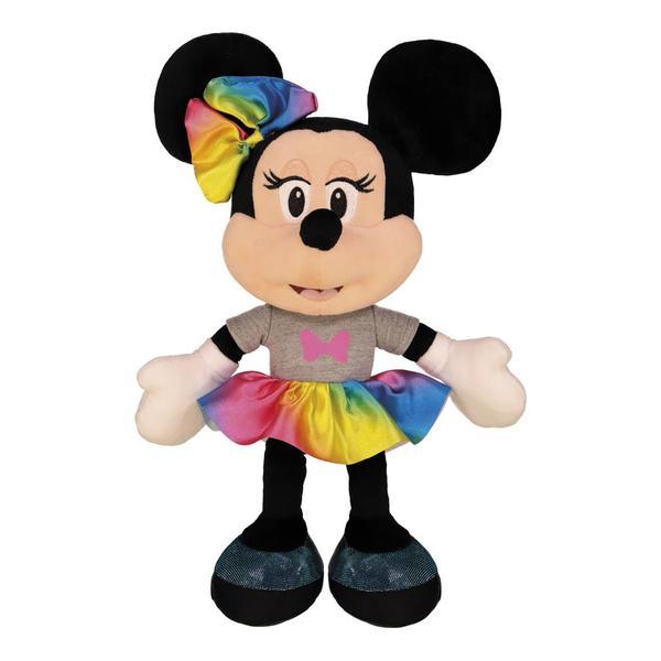 Dino Minnie duhová sukně