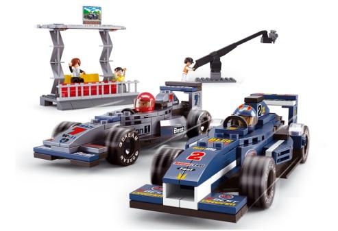 Sluban Formule 1 M38-B0355 Grand Prix